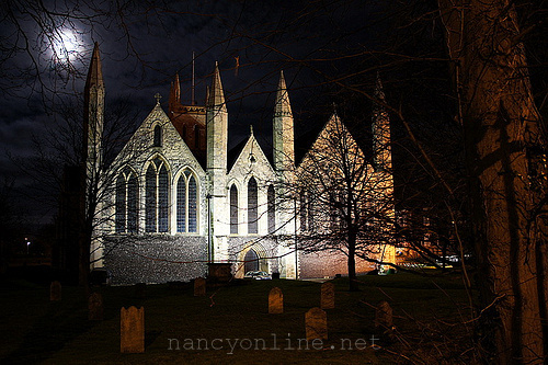 Great Yarmouth Minster by nancyonline